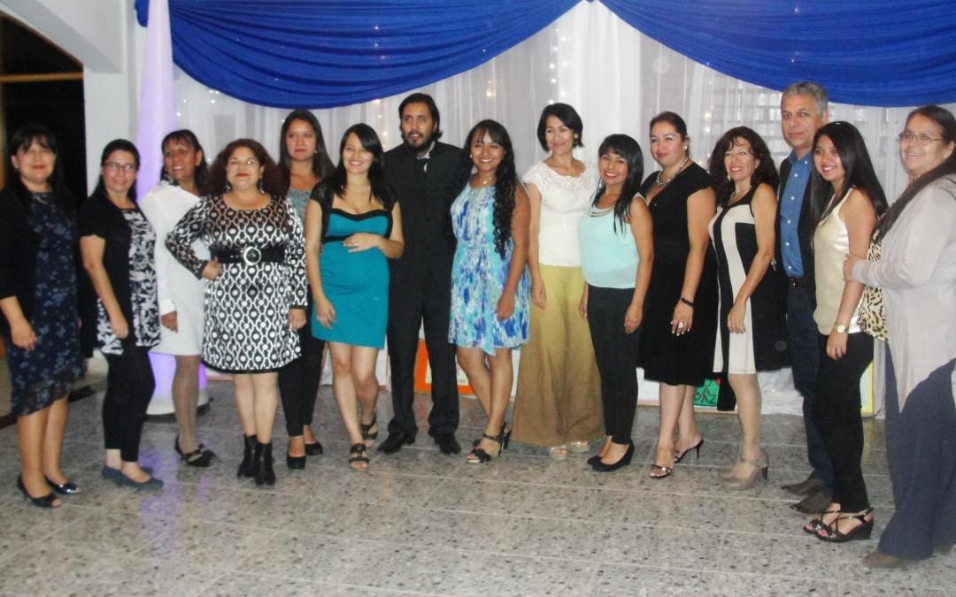 Familias egresaron de Programa Abriendo Caminos 2013