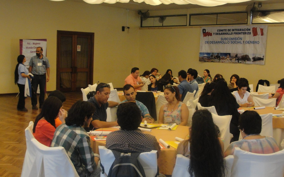 Buenas Prácticas de Arica y Tacna se presentaron en Seminario Binacional sobre Tratamiento de Drogas