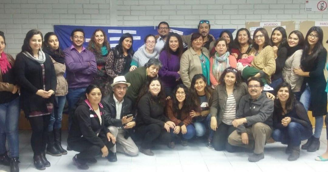 CORFAL realiza Encuentro Local Autoconvocado en proceso para Nueva Constitución de Chile