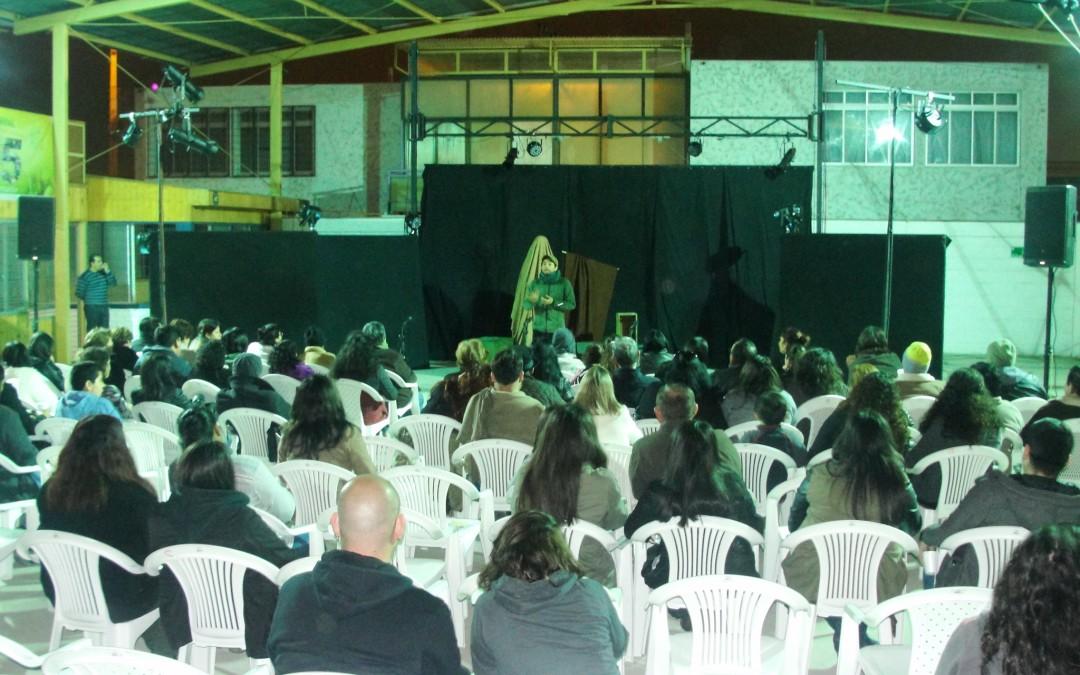 CORFAL celebró sus 28 años de trabajo con función comunitaria de Teatro