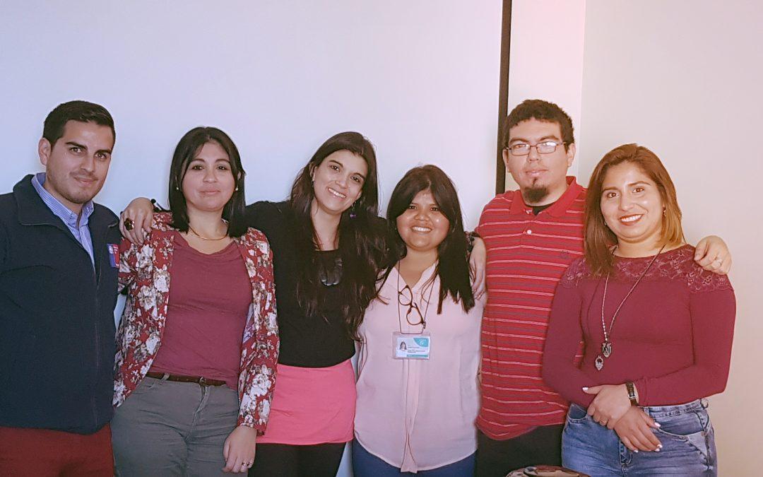 "Equipo Programa ""Desde la Cuneta"" participa en Jornada de Capacitación Metodológica Programa NNA en Situación de Calle"