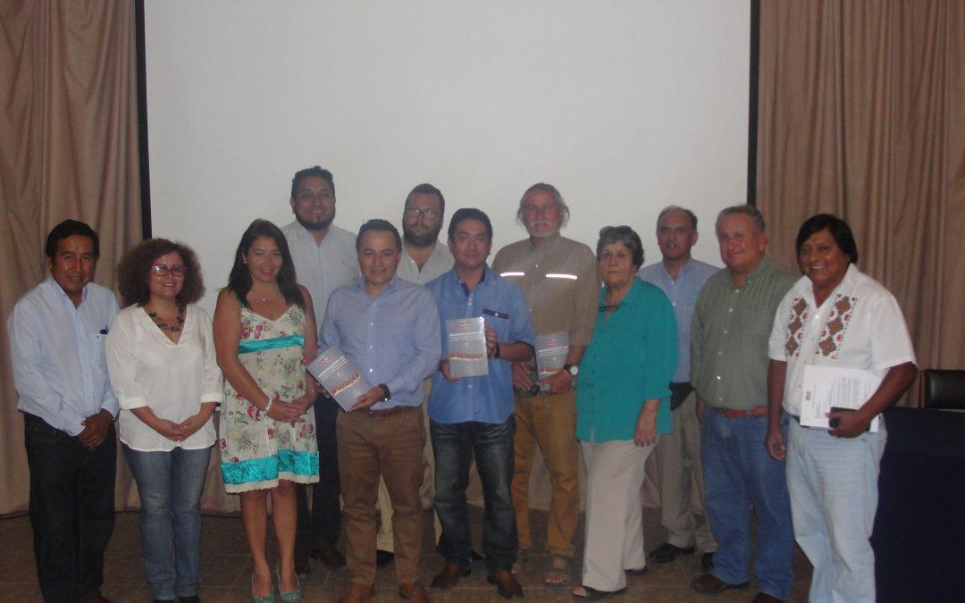 Capítulo Regional Arica y Parinacota de Fundación Chile Descentralizado… Desarrollado entrega libro a COREs electos y medios de comunicación independientes