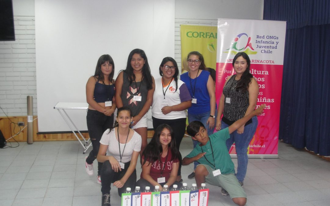Niños y niñas realizaron Taller sobre Inversión organizado por ROIJ