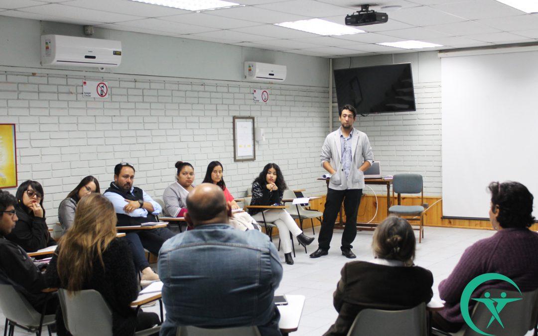 """Programa PLE realiza Conversatorio """"Arte, Inserción Social y RPA"""""""