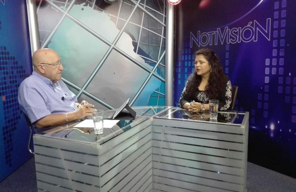 Programas de CORFAL Tratamiento realizan entrevistas en medios de comunicación