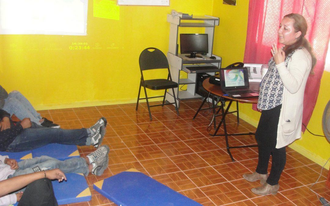 "Programa PIL realiza taller de apresto laboral ""Me Encamino a la Pega"""
