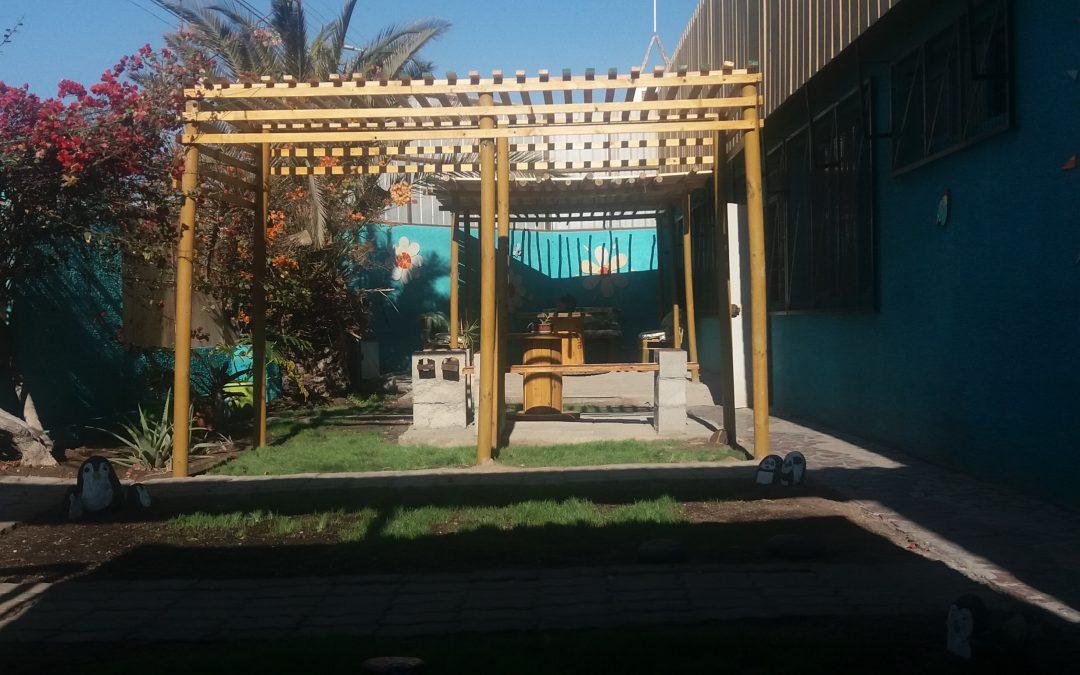 """Programa PIE inaugura nuevo espacio con Proyecto """"Mi Rincón"""""""