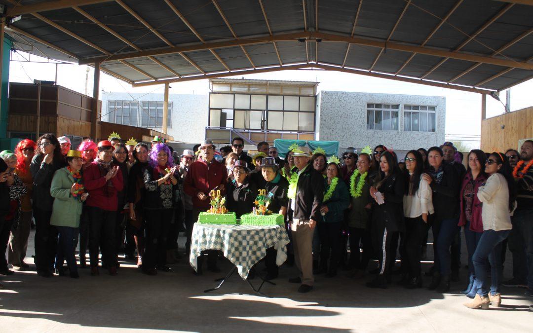 Con una colorida celebración CORFAL festejó su Aniversario 30