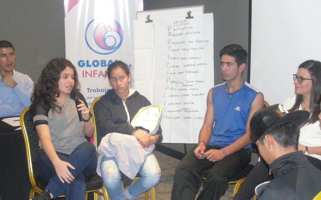 CORFAL y CINNJA participan de Taller Latinoamericano sobre Empresas y Niñez