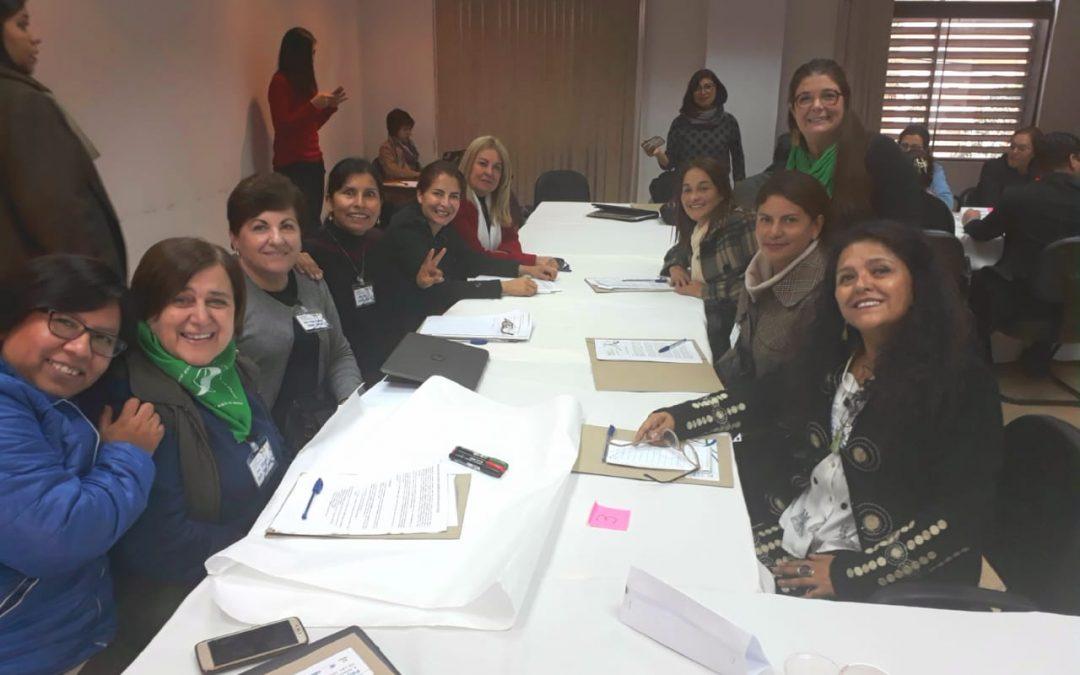 CORFAL participa de importante encuentro sobre Migración, niñez y Fronteras en Paraguay
