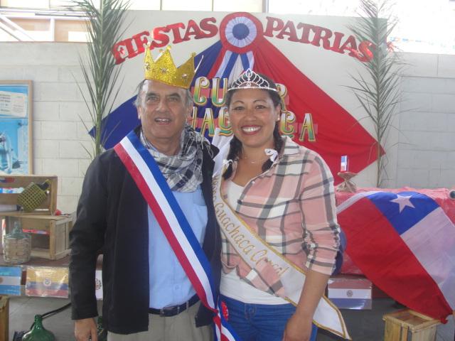 CORFAL celebra las Fiestas Patrias y elige a sus nuevos Reina y Rey Guachaca
