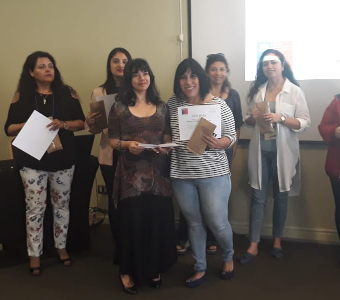 Programas de Tratamiento CORFAL participan de Macrozonal Iquique 2018