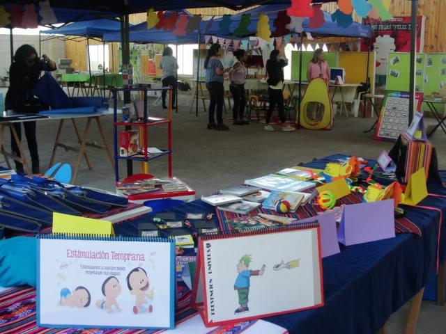 CEIF realiza 2da Muestra de Experiencias de Trabajo con Familia