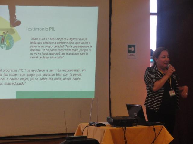Programa PIL realiza Encuentro Empresarial en conjunto con OMIL IMA