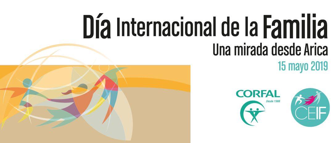 CORFAL conmemora el Día Internacional de las Familias 2019